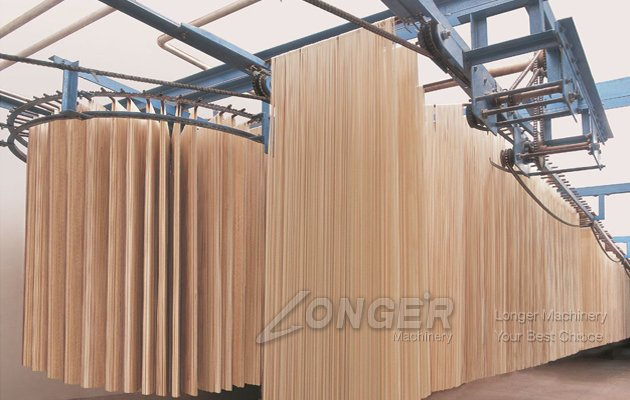 Hanging Stick Noodle Production Line Manufacturer