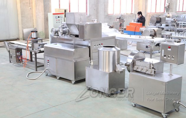 Colored Prawn Crackers Making Machine|Shrimp Cracker Making Machine