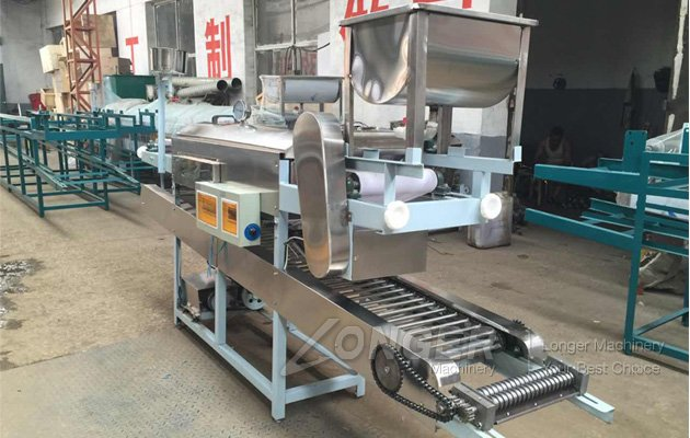 Ho Fun Making Machine|Ho Fun Noodle Production Machine