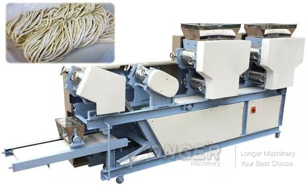 Automatic Noodle Production Machine with 8 Rollers