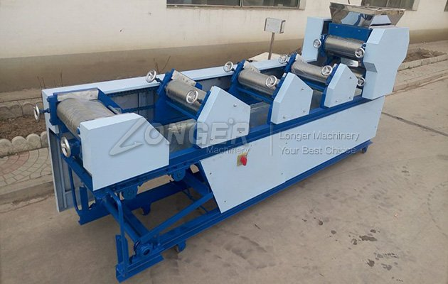 7 Roller Commercial Fresh Noodle Making Machine