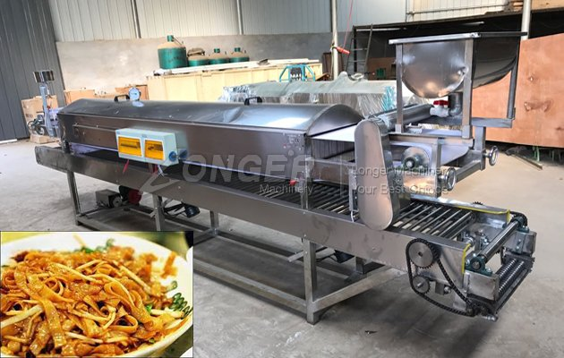 Fresh rice noodle machine