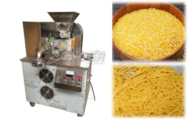 corn noodle machine