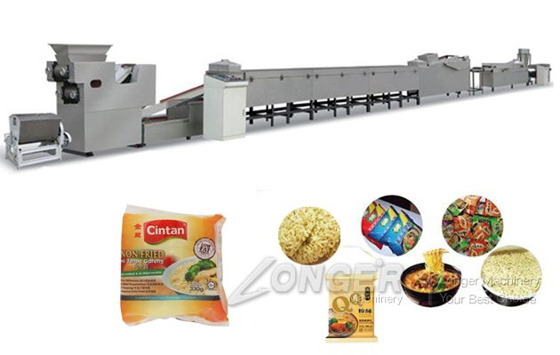 Healthy Non Fried Instant Noodle Production Line