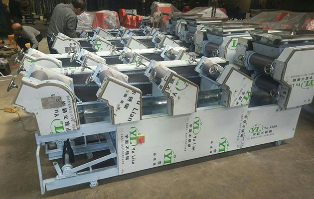 Fresh Noodle Making Machine Manufacturer In China