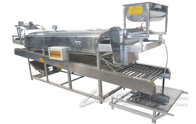 Cold Rice Noodle Making Machine