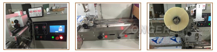 Instant Noodles Pillow Type Packing Machine