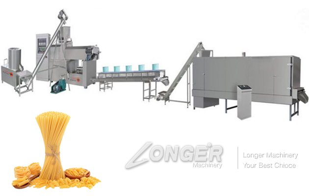 Large Capacity Spaghetti Production Line