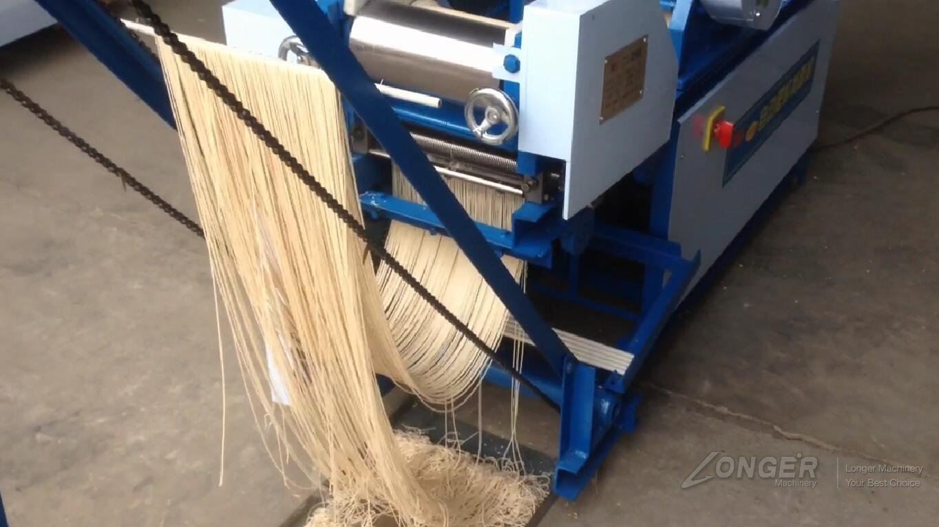 noodle cutting machine