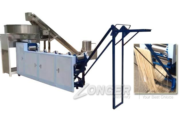Automatic Dried Noodle Manufacturing Plant