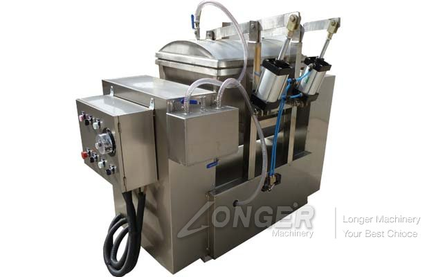 vacuum dough mixing machine