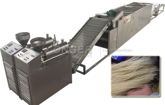 Korean Potato Starch Noodles Making Machine