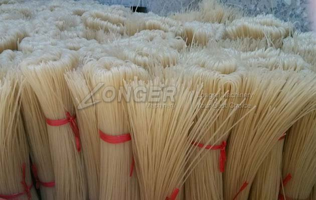 Automatic Malaysia Rice Noodles Making Machine for Sale