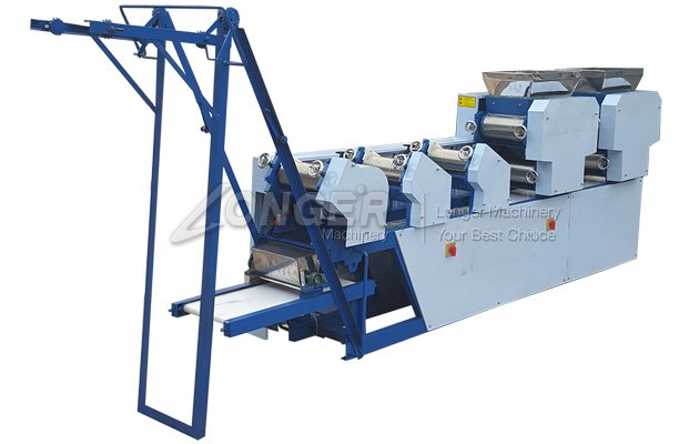9 Roller Automatic Noodle Making Machine