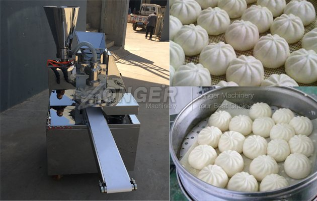 Automatic Steamed Stuffed Bun Machine for Sale